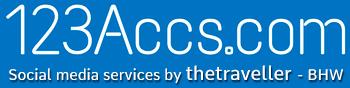 123accs.com logo