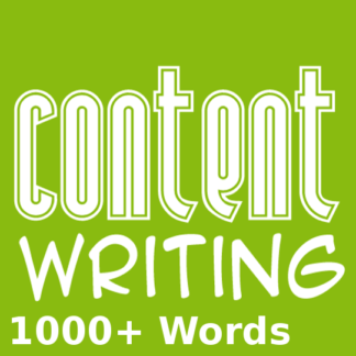 content writing 1000 words