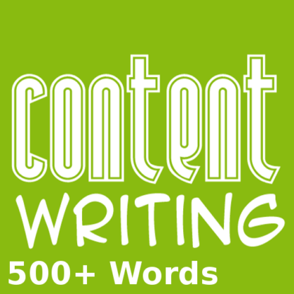 content writing 500 words