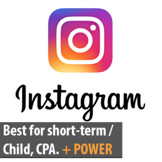 Instagram 2.5+ years old powerful aged account