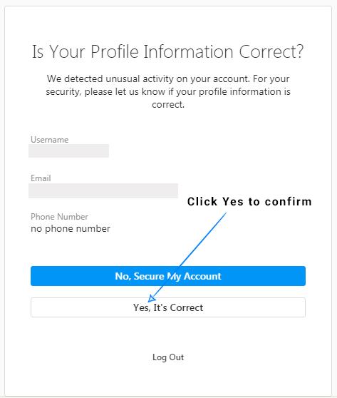 instagram-confirm-profile-information