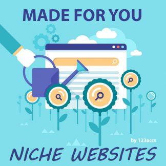 Made For You Niche Website for Generating Passive Traffic